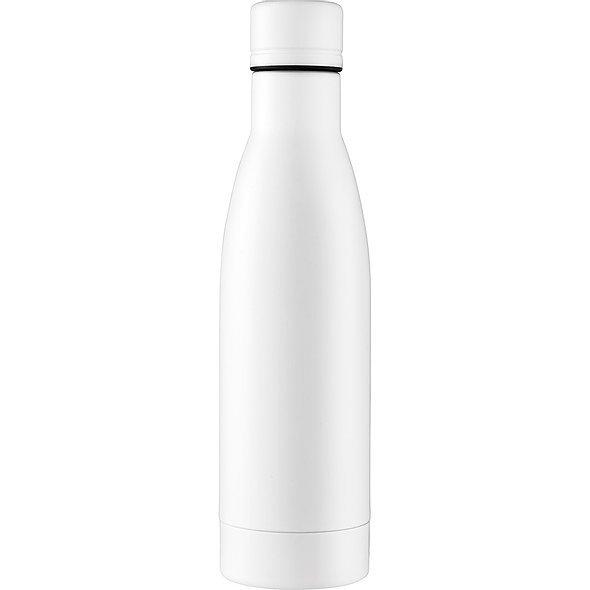 Vasa Copper Vacuum Insulated Bottle 4085 White