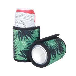 Velcro Wrap Stubby Holder CAPCN006 Green