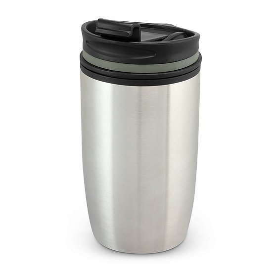 Vento Double Wall Cup 200300 Silver