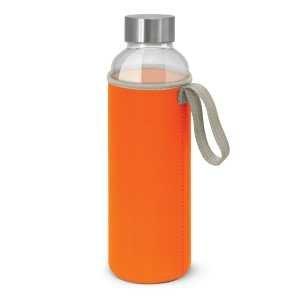 Venus Drink Bottles with Coloured Neoprene Sleeve 112544 Orange
