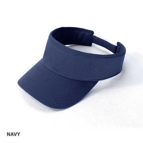 Visor Cap AH165 Navy