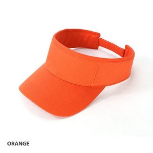 Visor Cap AH165 Orange