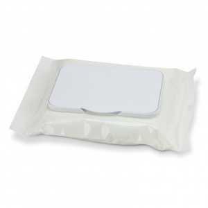 Wet Wipes 115034 White