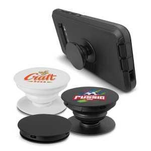 Wizard Phone Grip CA117179 White Black Branded