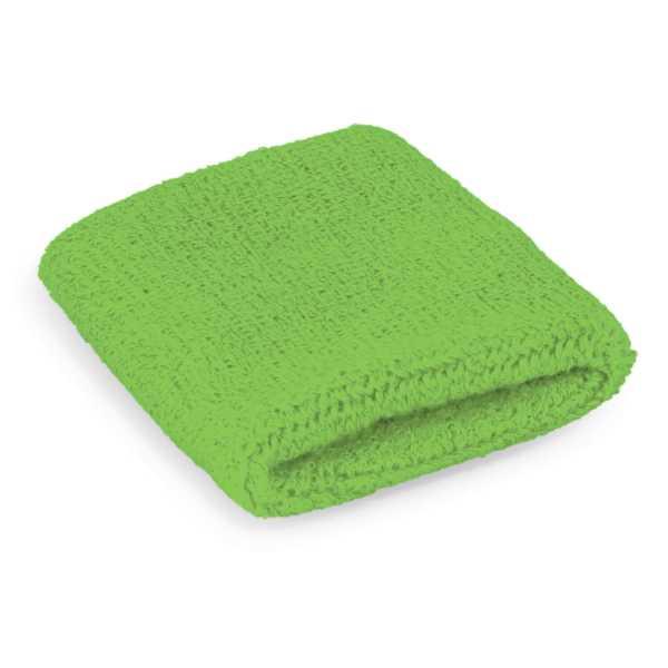 Wrist Sweat Band 110510 Lime Green