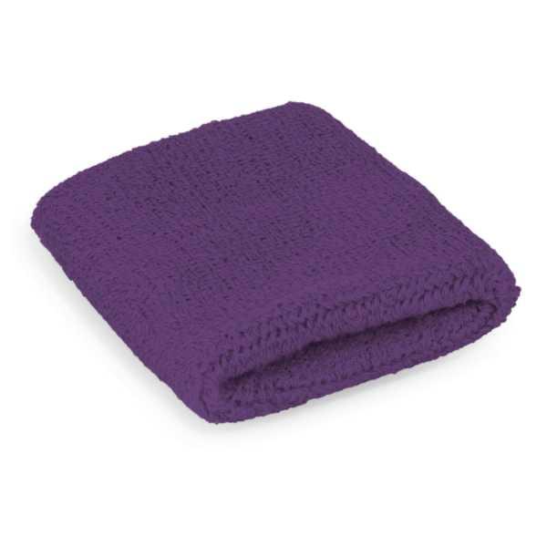 Wrist Sweat Band 110510 Purple