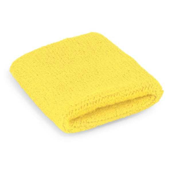 Wrist Sweat Band 110510 Yellow