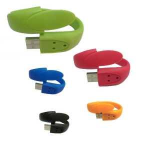 Wristband USB Flash Drive USB8019 Various Colours