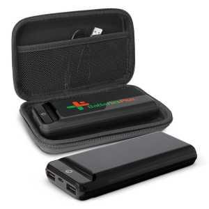 Xeno Power Bank 20 000mAh CA115608 Black in Black Case