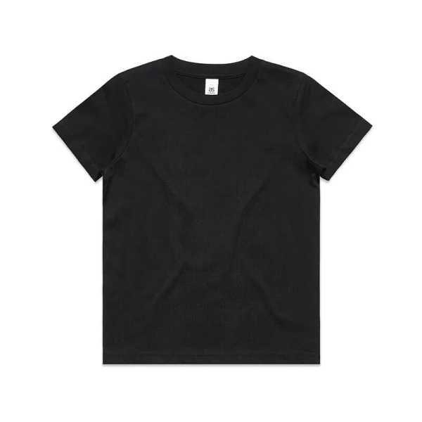 Youth T Shirts 3006 Black
