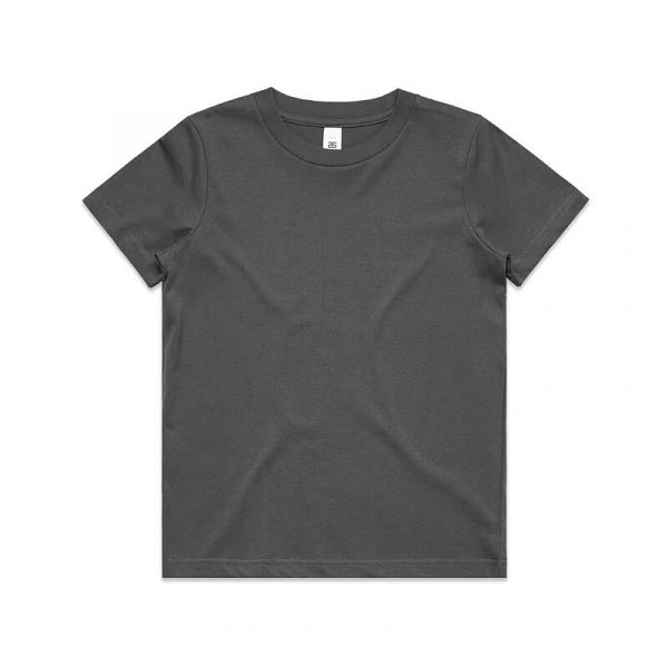Youth T Shirts 3006 Charcoal