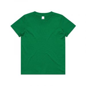 Youth T Shirts 3006 Green