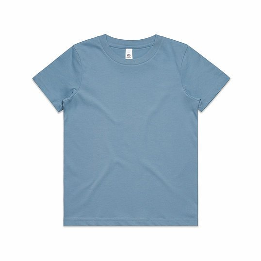 Youth T Shirts 3006 Light Blue