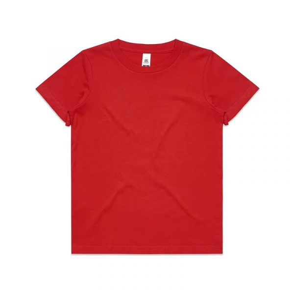 Youth T Shirts 3006 Red