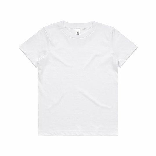 Youth T Shirts 3006 White