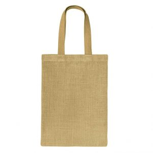 Zeta Jute Tote Bag 108033 Natural