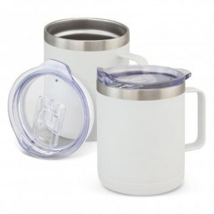 Zeus Vacuum Cup 200299 White