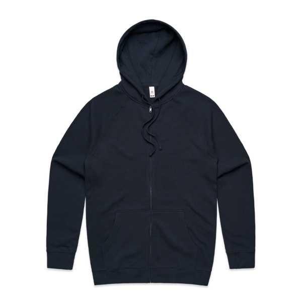 Zip Hoodie Navy
