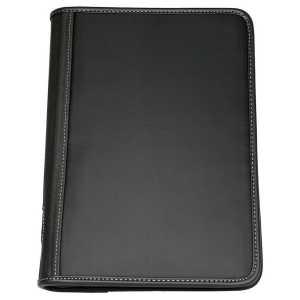 Zippered Powerbank Compendium 555BK Black Front