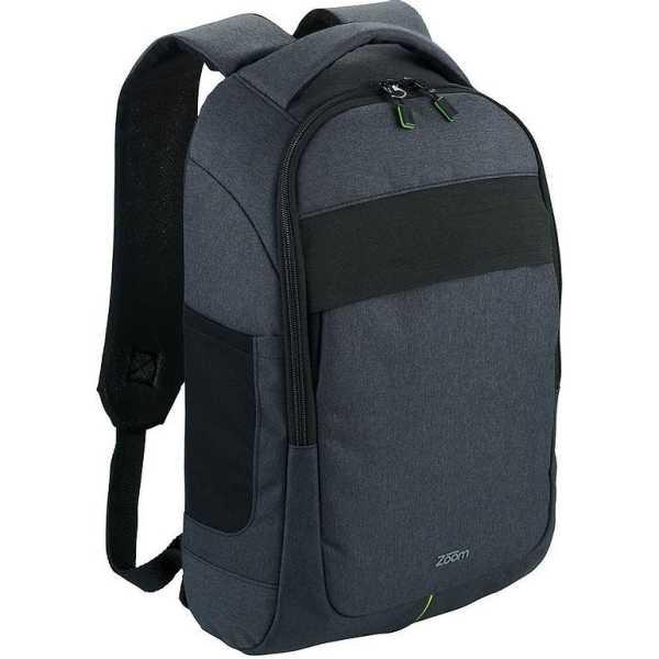 Zoom Power Stretch Compu Backpack ZM1010BK Charcoal