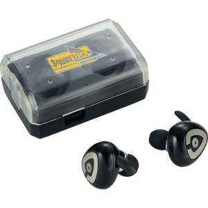 ifidelity True Wireless Bluetooth Earbuds FID1010BK Black in Case