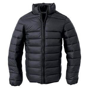 The Puffer Jacket Youth J806 Black