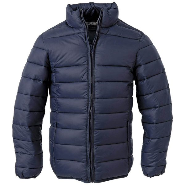 The Puffer Jacket Youth J806 Navy