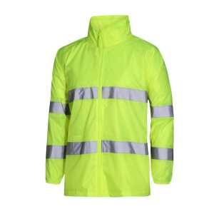 Biomotion Jacket CA6DRJ Lime Workwear Jacket