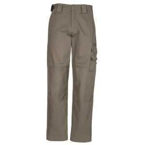 Cordura® Duckweave Pants Mens CAZW005 Olive Front Workwear Mens Pants