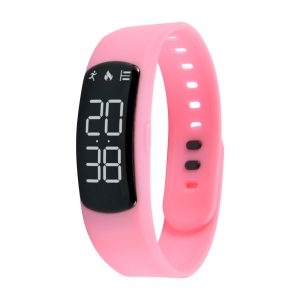 Endurance Pedometer CALN9932 Pink