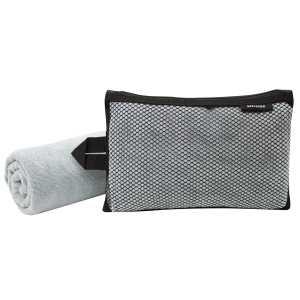 Large Microfibre Towel CAG1504Large Grey