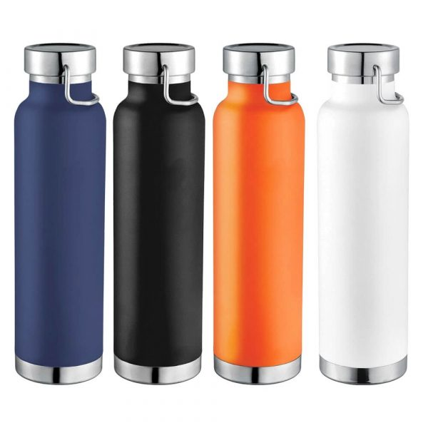 Thor Copper Vacuum Insulated Bottle CA4075 Various Colours