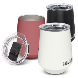 CamelBak® Horizon Wine Vacuum Tumbler 350ml CA120617 Unbranded Side View Various Colours