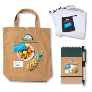 Eco Friendly Shopping Companion Kit CALL8290 Natural Branded