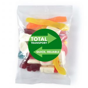 Jelly Party Mix In Cello Bag Large 180g CALL422 Branded Various