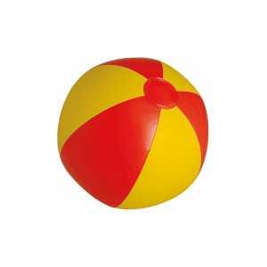 Portobello Two Tone Colour Inflatable Beach Ball CAM8094TT Red Yellow